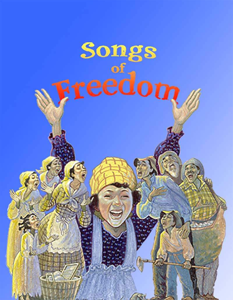 Songs of Freedom Film Poster
